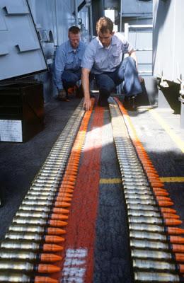 photo of depleted uranium