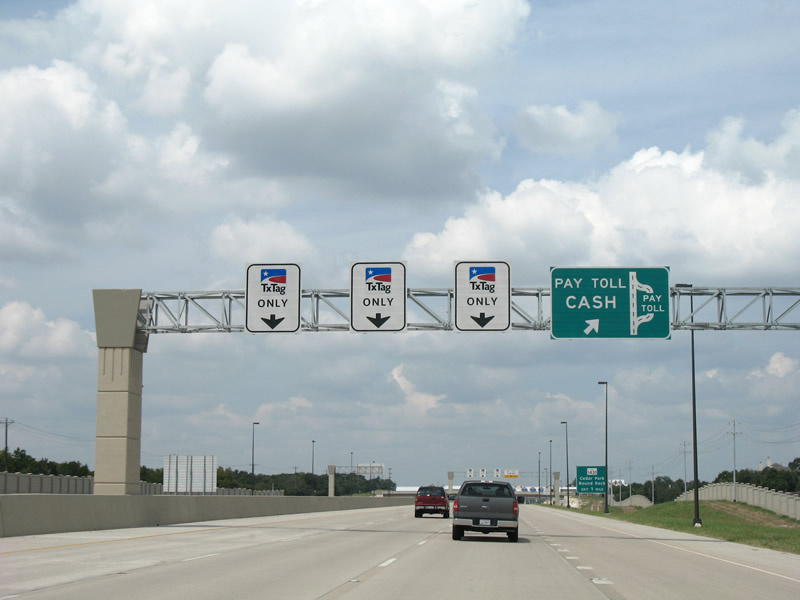 Texas Toll Road US183A