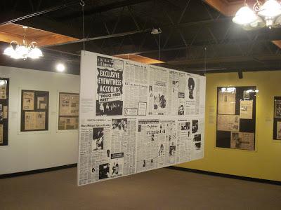 underground in h-town display