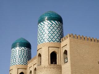 Towers of Khiva