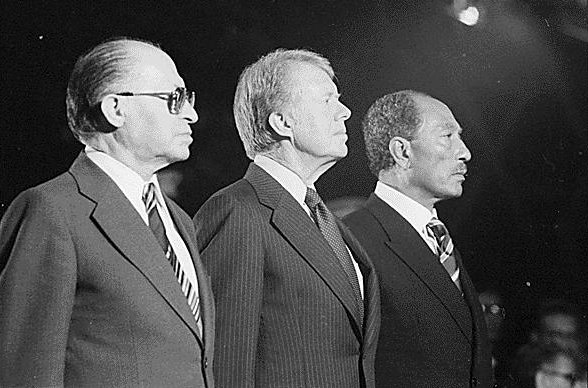 begin, carter, sadat
