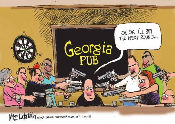 georgia pub