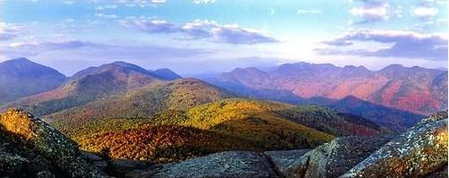 sharlet high peaks