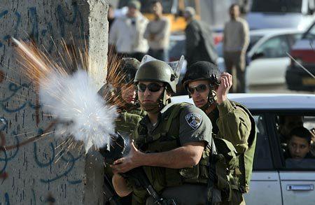 israel palestine 2008