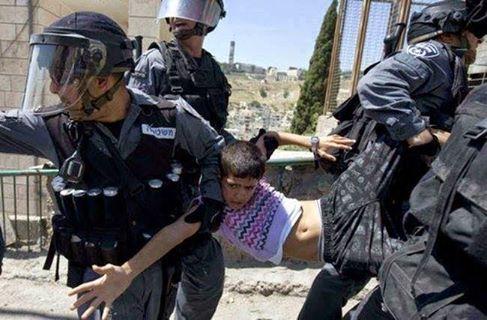 israeli reign terror
