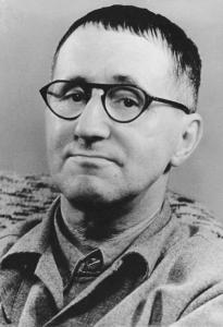 Bertolt Brecht pic