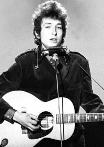 bob dylan young