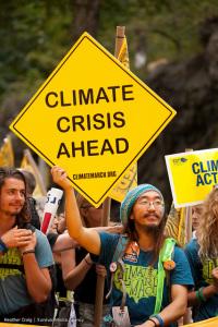 climate crisis ahead
