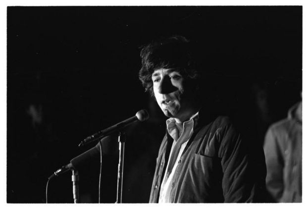 tom hayden ann arbor 1969
