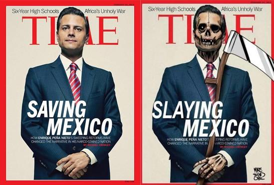 saving, slaying mexico crop