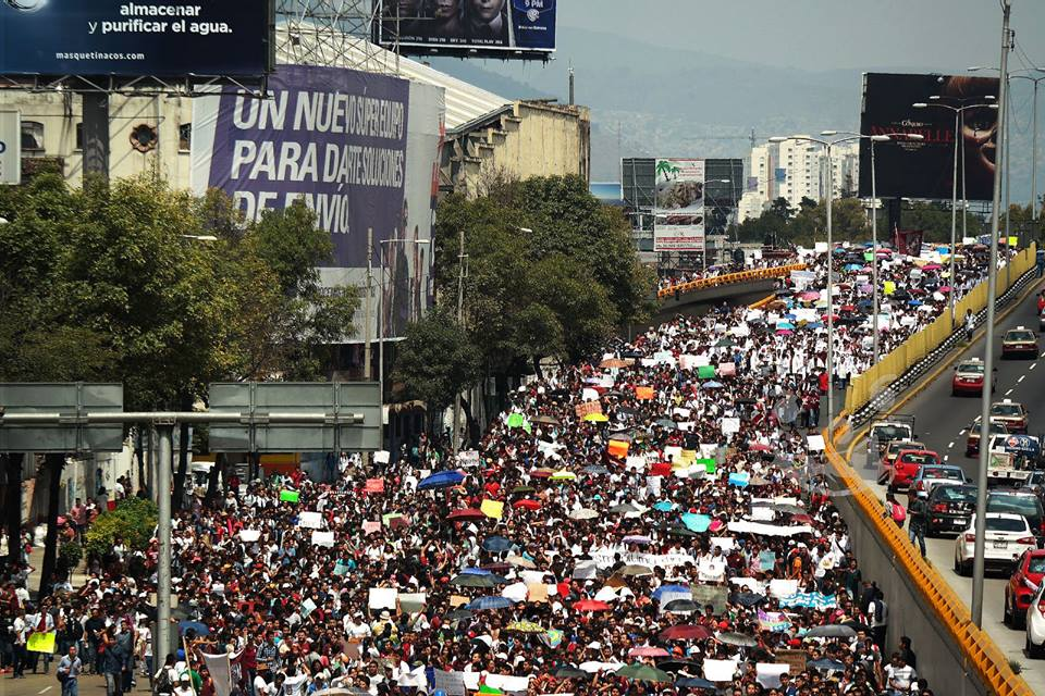 sept 30 mexico demo