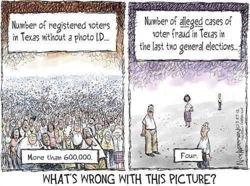 texas voter fraud cartoon