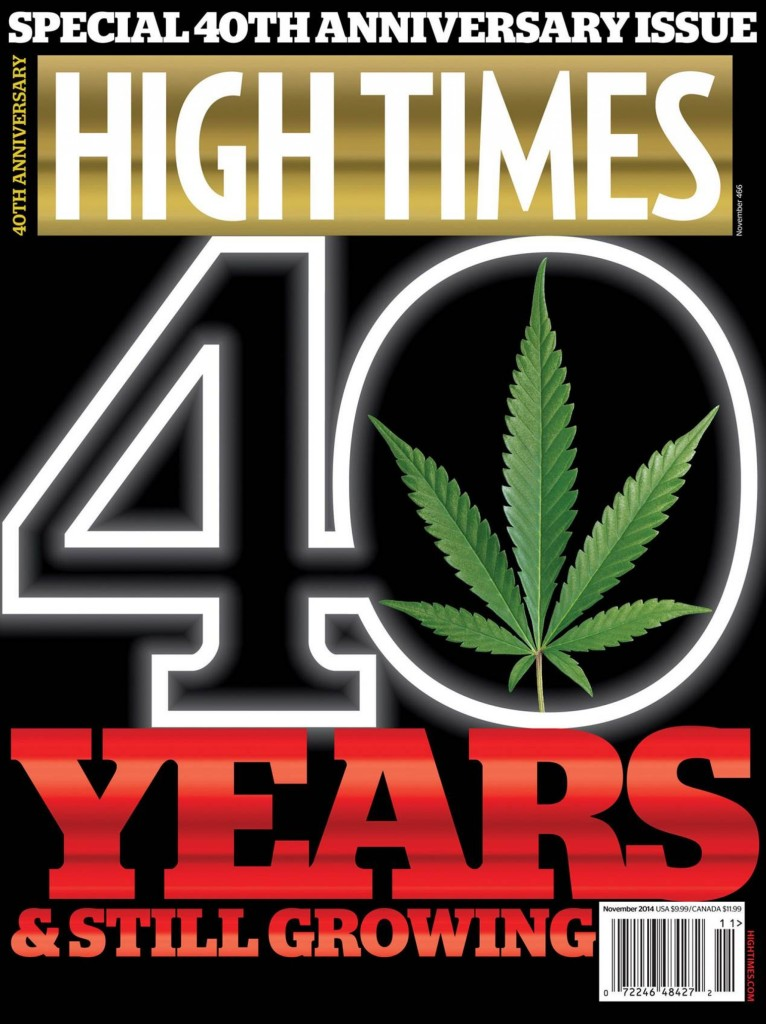 high times 40th cover