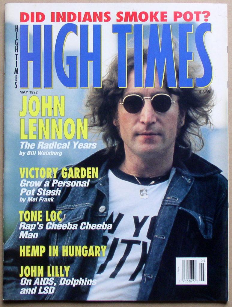 High Times Magazine May 1992