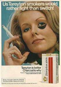 tareyton smokers 2