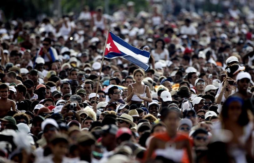 Cuba Peace Concert