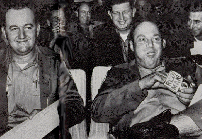 price and rainey at 1964 hearing