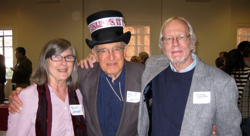bob breihan with Alice and Thorne