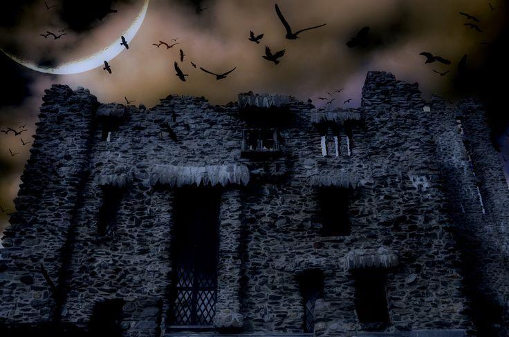 gillette castle haunted