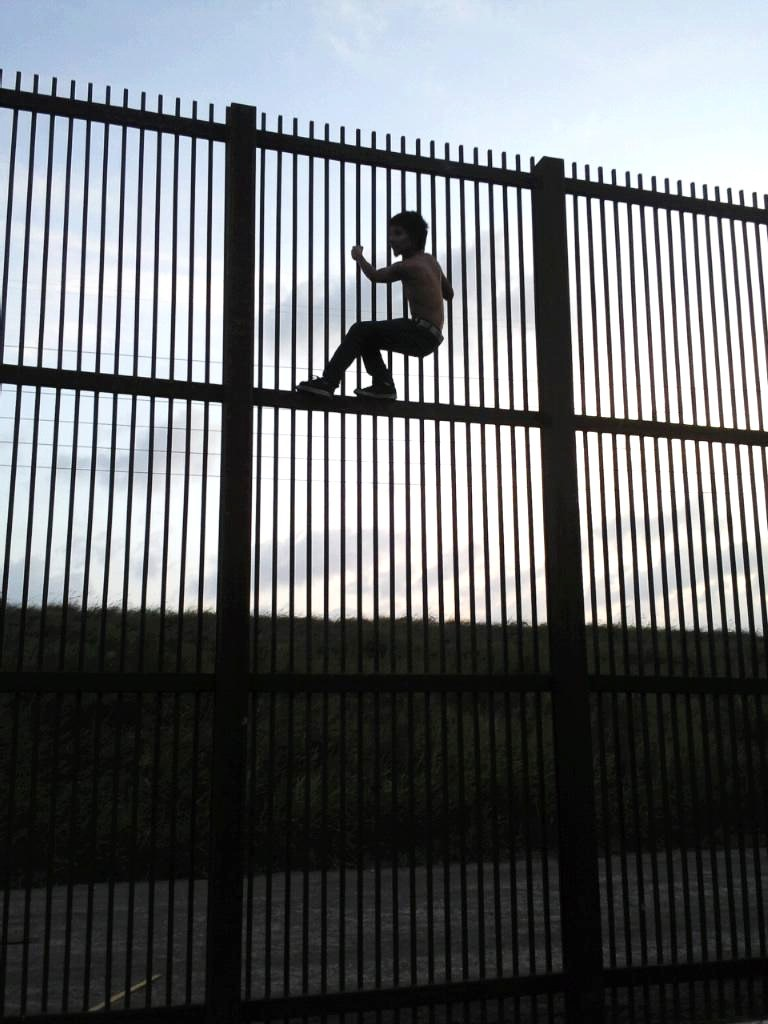 Border wall brownsvile