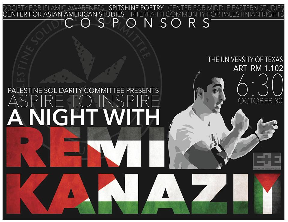 Night with Kanazi