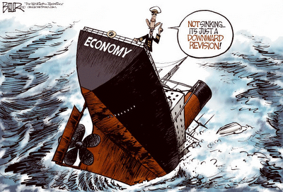 economy cartoon