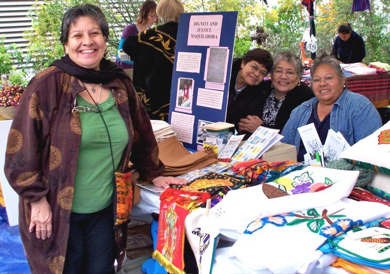 women and fair trade fest