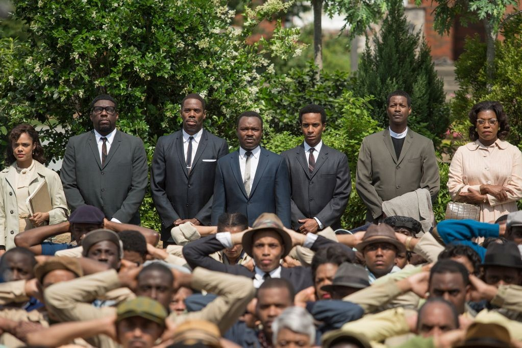 Alan films Selma 1