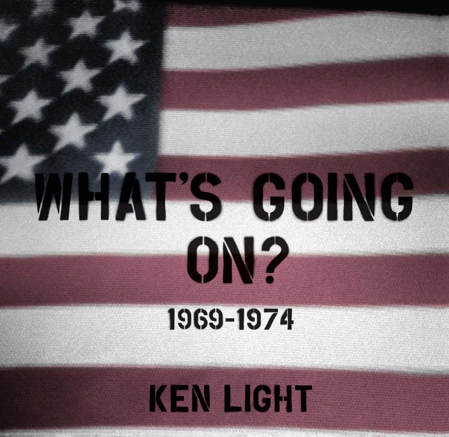 Ken Light - What's Going On cover