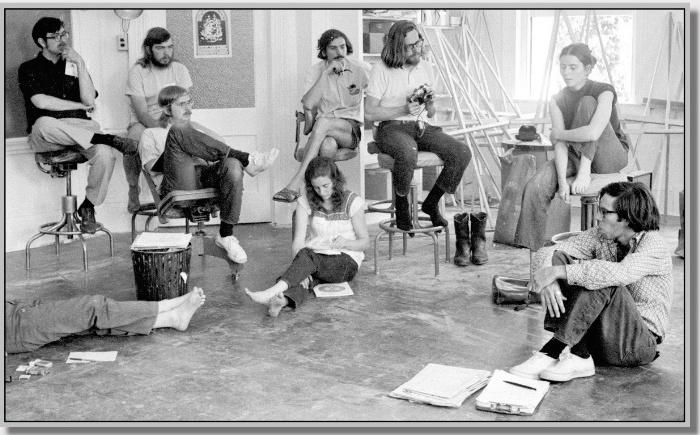 Underground Press Mtg Boulder 1973 crp