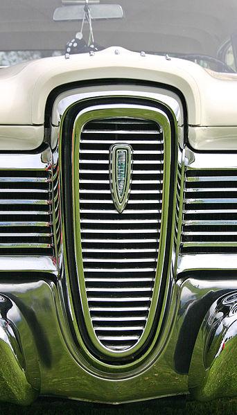 1959 Edse; grille