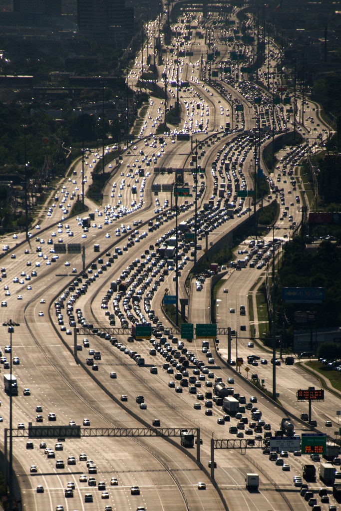 Katy Freeway Houston
