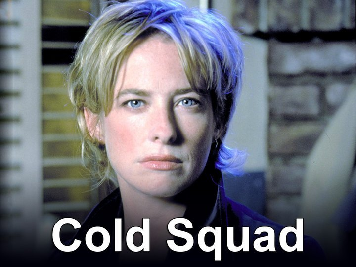 Julie Stewart in Cold Squad.