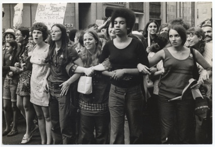 Photo of 1970 March by Diana Davies