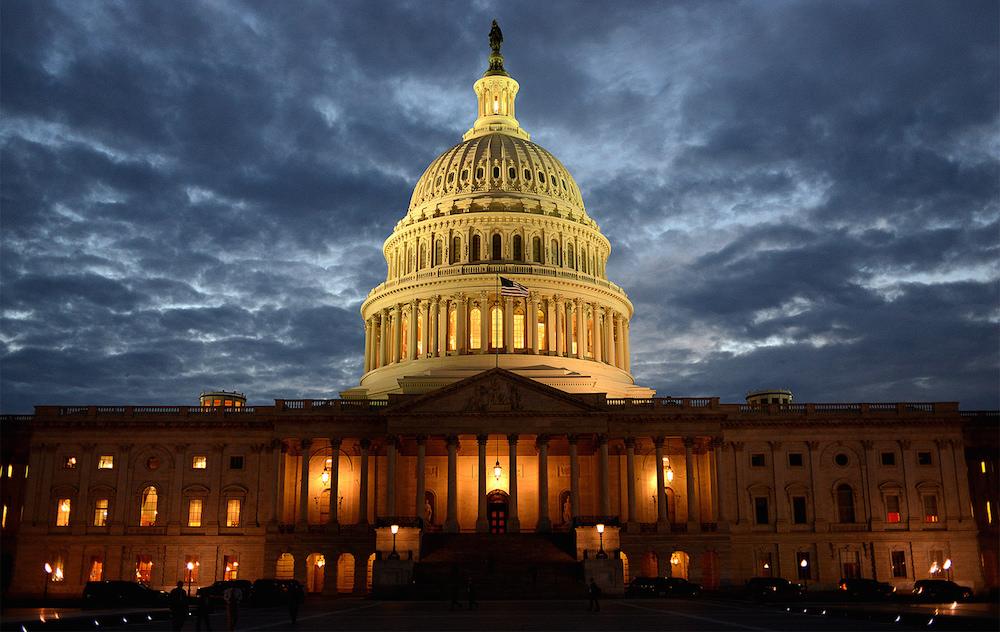 U.S. Capitol Stephen Melkisethian sm