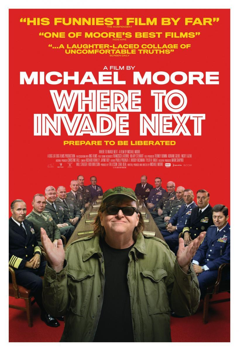 Where To Invade Next Moore