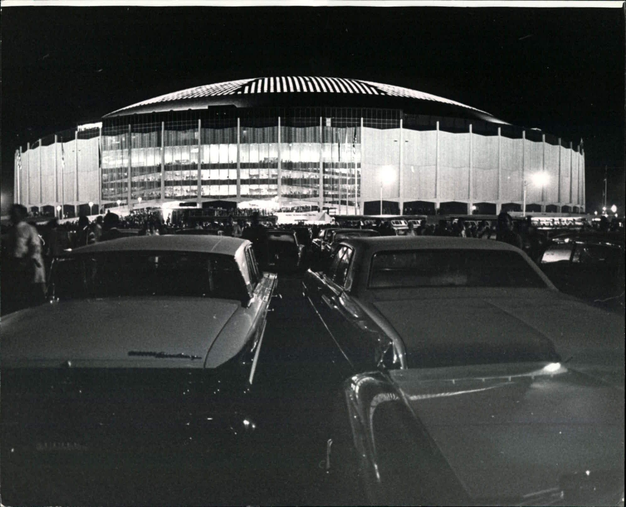 Astrodome 1965-2