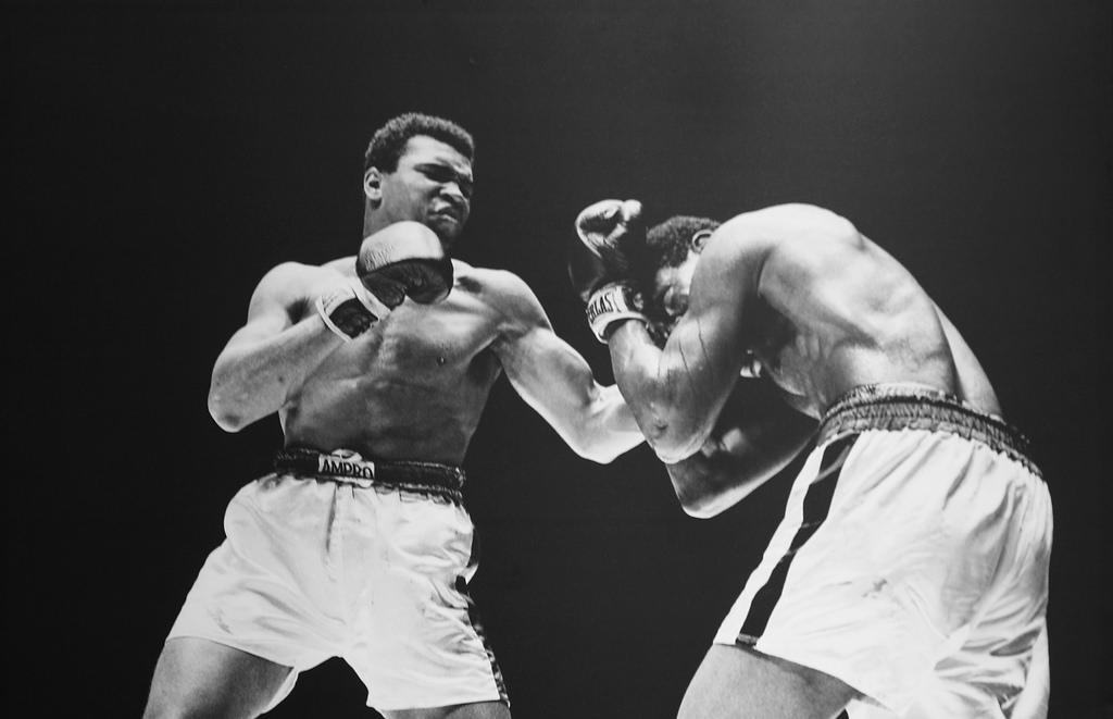 Muhammad Ali Ernie Terrell