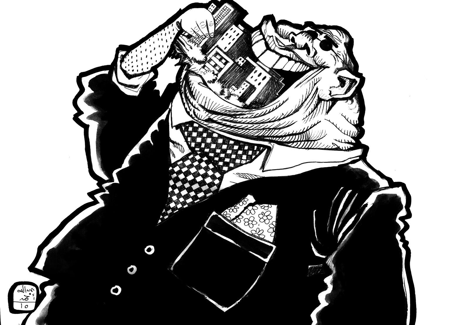 Richard Raznikov : The Privatization of Everything | The Rag Blog