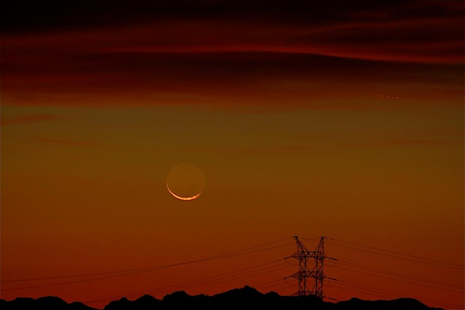 Kate Braun Waxing Crescent Moon Is Time To Clarify Your Focus