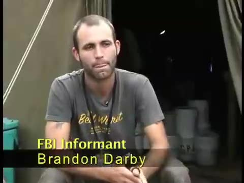 Lisa Fithian: FBI Informant Brandon Darby : Sexism, Egos, and Lies