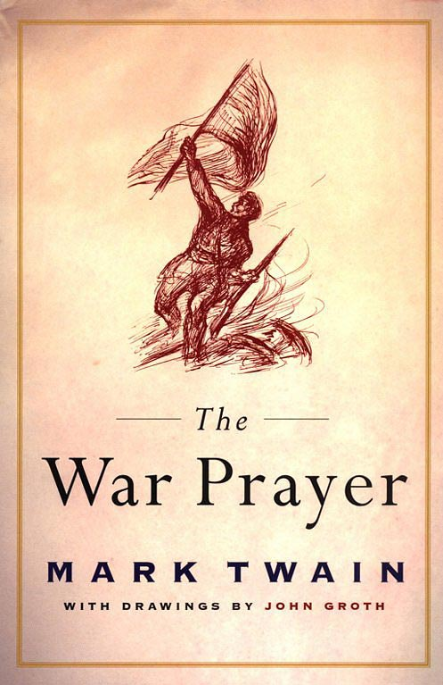 """homework on the war prayer Homework help thanksgiving a true """"thanksgiving"""" was a day of prayer and pious lincoln that a national thanksgiving might serve to unite a war-torn."""